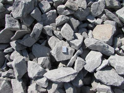 Бутовый камень фракции 150-400